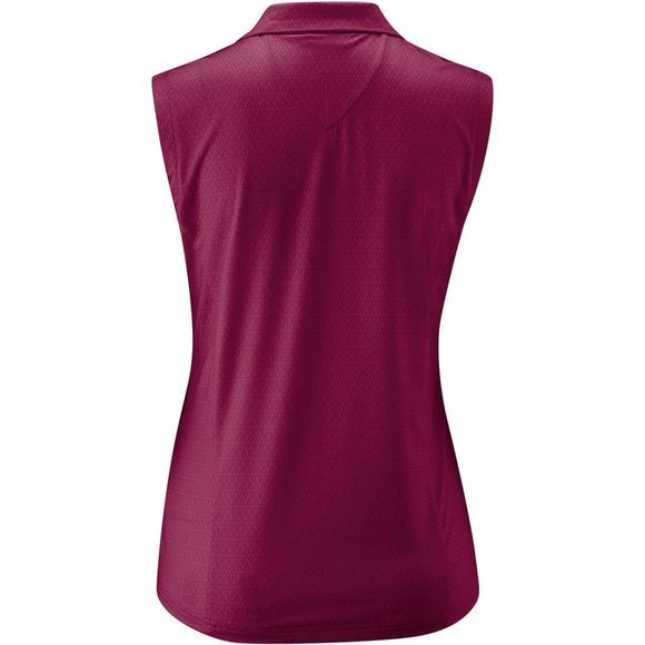 Maier Sports Rhossili Blouse Dames Middenroze