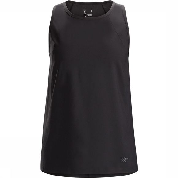 Arc'teryx Contenta Sleeveless Shirt Dames Zwart