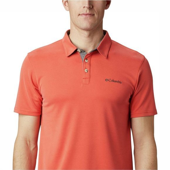 Columbia Nelson Point  Polo Lichtrood