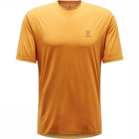 Haglöfs Ridge T-shirt Middengeel
