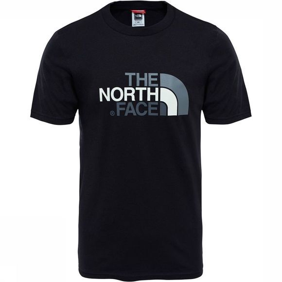 The North Face Easy Tee T-shirt Zwart
