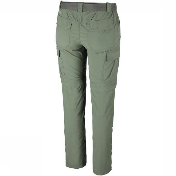 "Columbia Silver Ridge II Covertible 34"" Broek Donkerkaki/Groen"