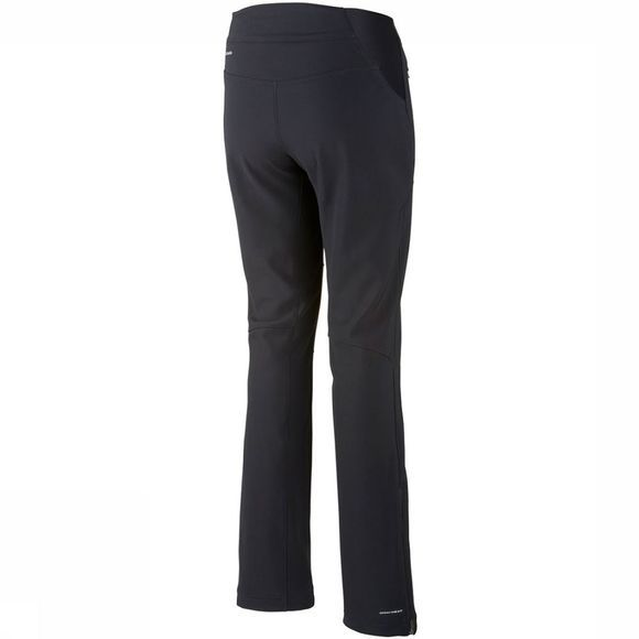 Columbia Black Beauty Passo Alto Regular Broek Dames Zwart