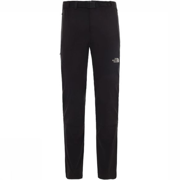 The North Face Speedlight Regular Broek Dames Zwart/Wit