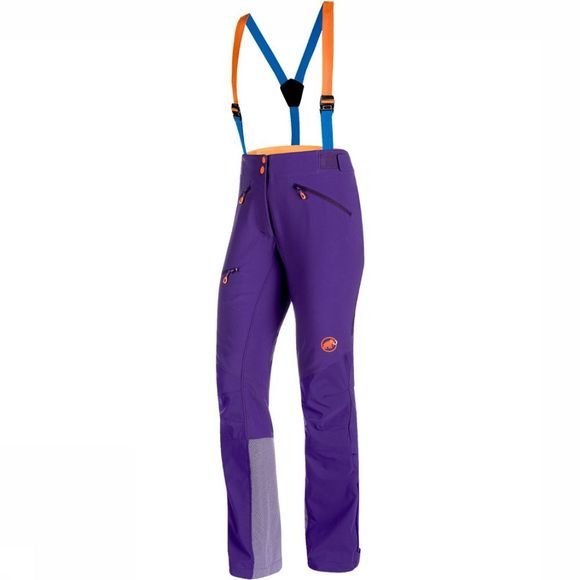 Mammut Eisfeld Guide SO Regular Broek Dames Middenpaars