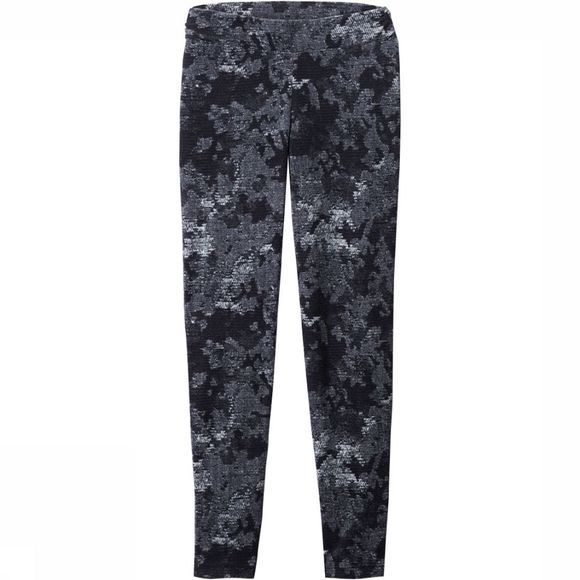 Columbia Glacial Printed Legging Junior Zwart/Assortiment Camouflage