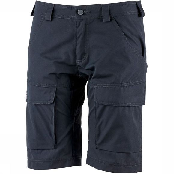 Lundhags Authentic Short Dames Zwart