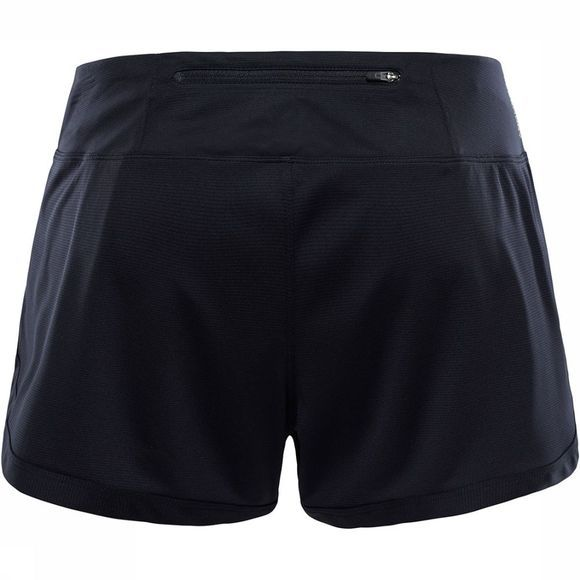 The North Face Kick Up Dust Regular Short Dames Zwart