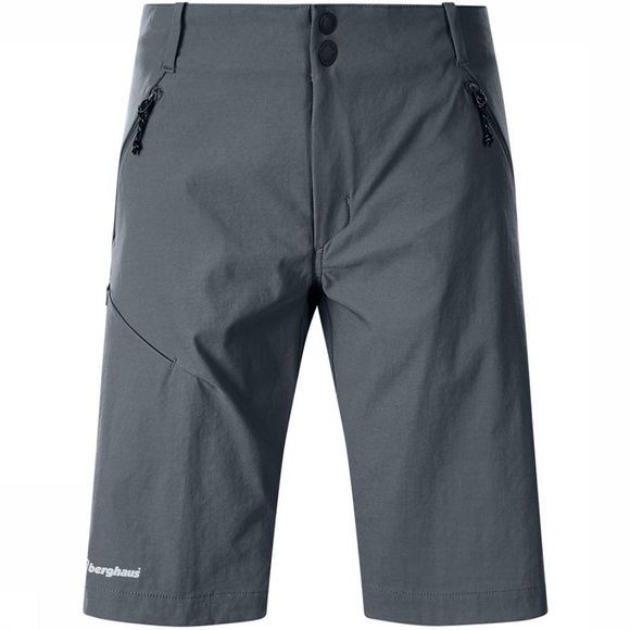 Berghaus Baggy Light Short Dames Middengrijs