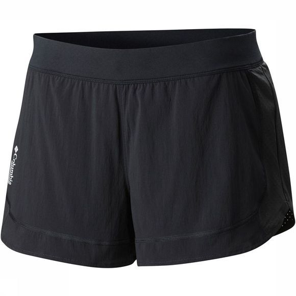 "Columbia 3"" Titan Ultra Short Dames Zwart"