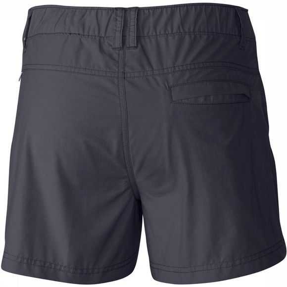 "Columbia 4"" Arch Cape III Short Dames Donkerblauw"