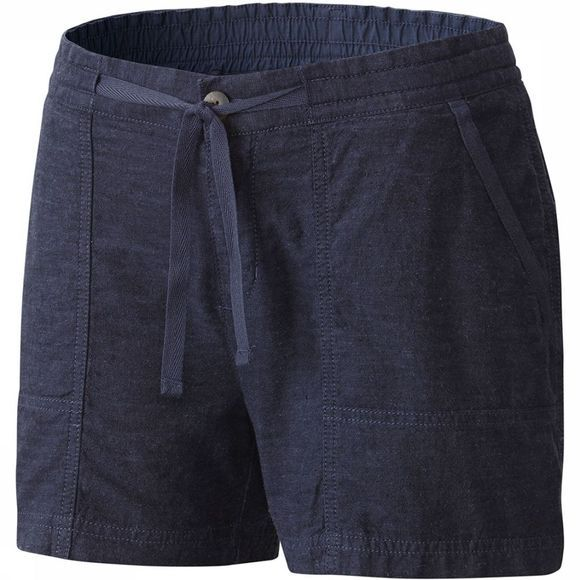 Columbia Summer Time Short Dames Donkerblauw