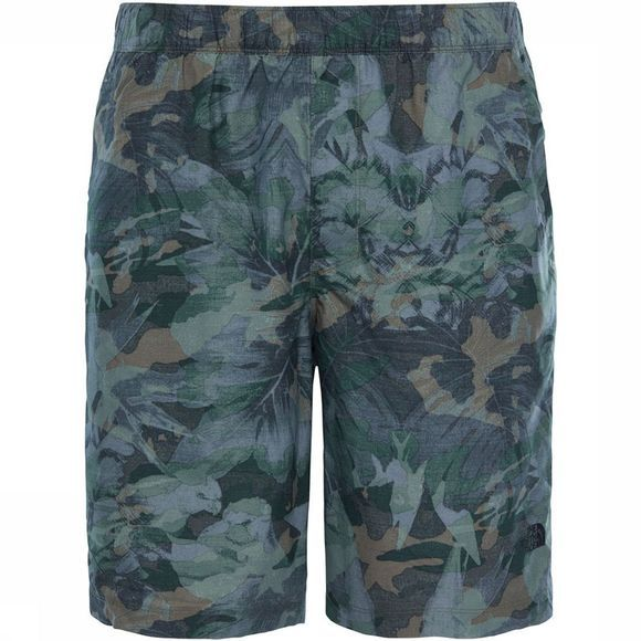 The North Face Class V Rapids Short Donkerkaki/Assortiment Camouflage