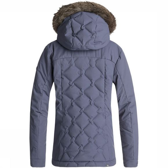 Roxy Breeze Snowboardjas Dames Middenblauw