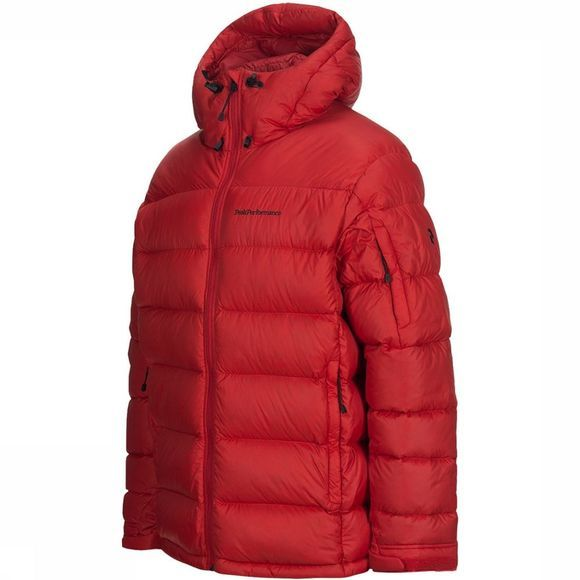 Peak Performance Frost Down Jas Middenrood