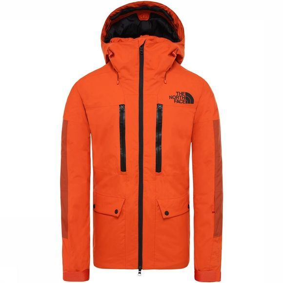 The North Face Goldmill Parka Ski-jas Oranje/Rood
