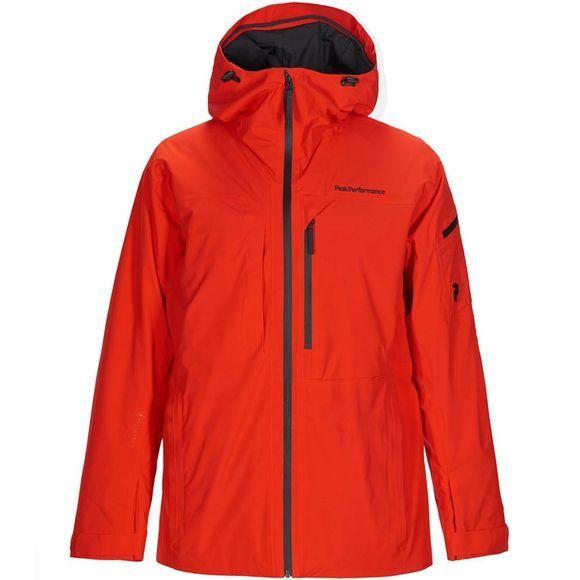Peak Performance Alpine 2L Ski-jas Rood