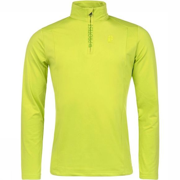 Protest Willowy 1/4 Zip Trui Lime/Groen