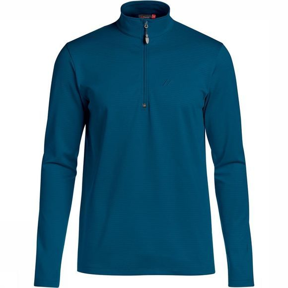 Maier Sports Felix Shirt Petrol