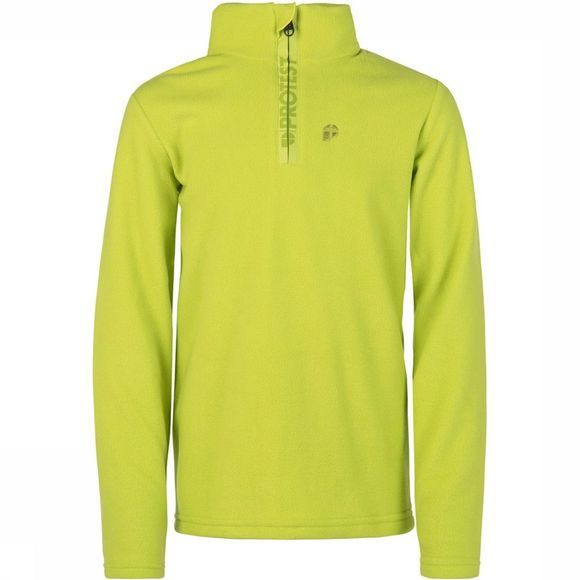 Protest Perfecty ¼ Zip Trui Junior Lime