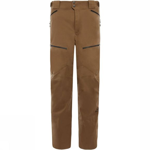 The North Face Purist-broek Regular Donkergroen