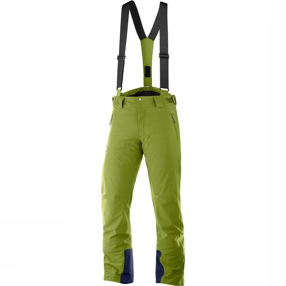 Salomon Iceglory Skibroek Regular Lichtgroen
