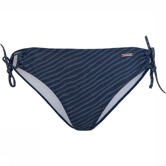 Protest Mm Cabel 19 Bikini Bottom Dames Blauw