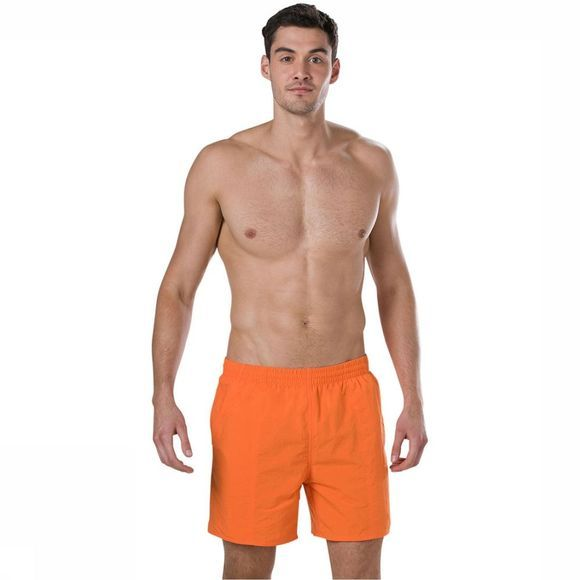 "Speedo Short Scope 16"" Watershort Oranje"