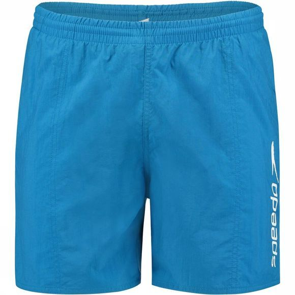 "Speedo Short Scope 16"" Watershort Middenblauw/Lichtblauw"