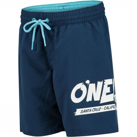 O'Neill Surf Cruz Boardshort Junior Donkerblauw