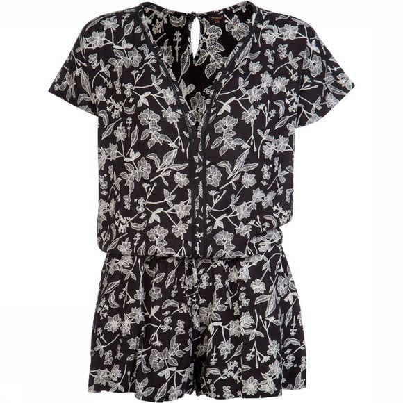Protest Gretchen Playsuit Dames Zwart