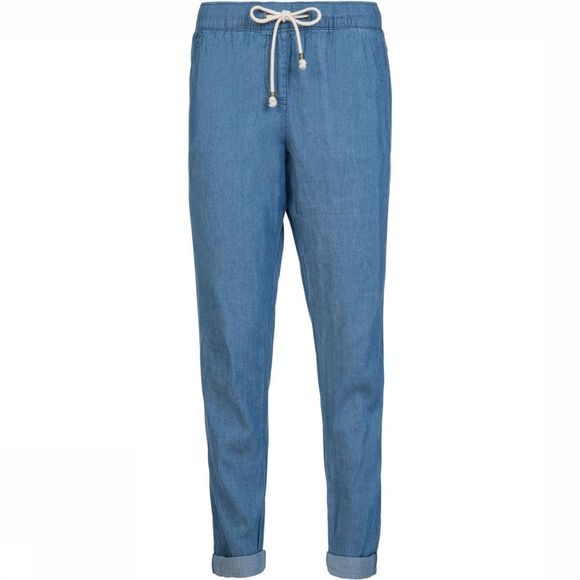 Protest Leslee Pants Dames Middenblauw