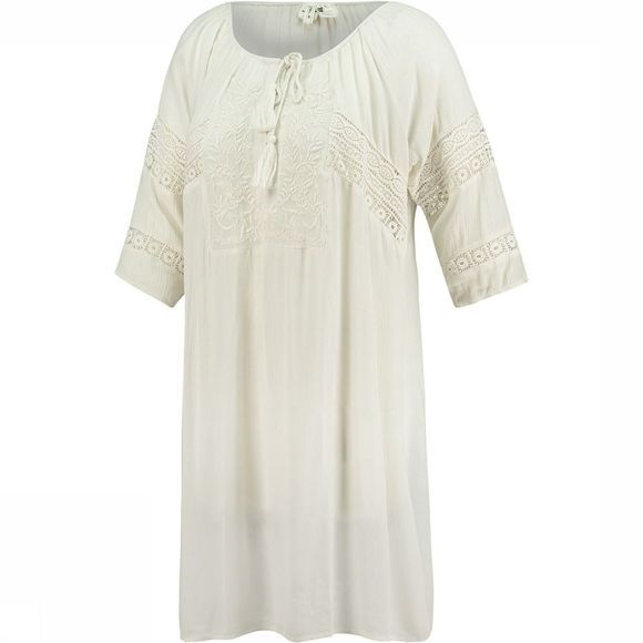 O'Neill LW Boho Beach Cover Up Jurk Dames Wit