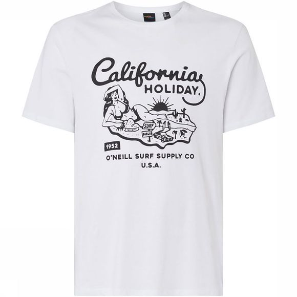O'Neill Holiday T-Shirt Wit
