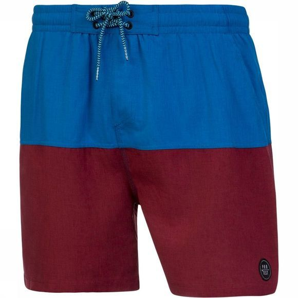 Protest Texas 19 Beachshort Middenblauw