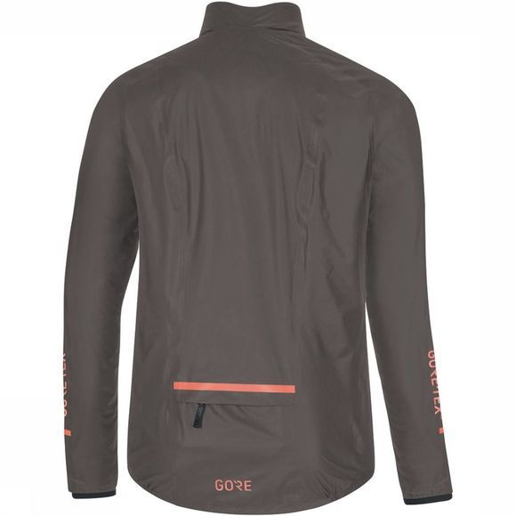 Gore Wear C5 GTX ShakeDry 1985 Insulated Jas Middengrijs