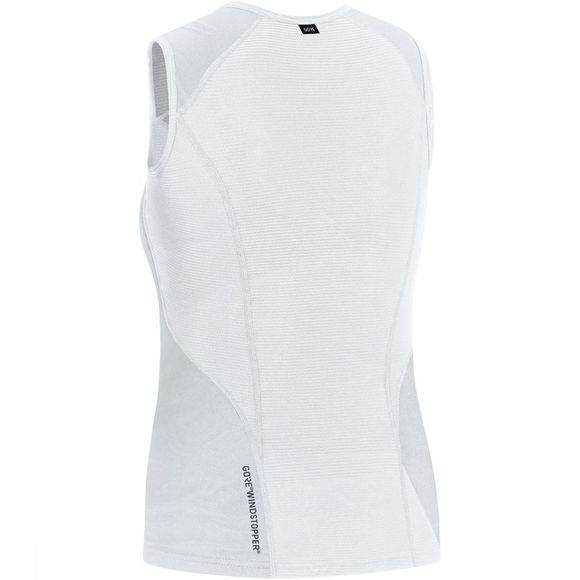 Gore Wear M GWS Base Layer Top Dames Lichtgrijs/Wit