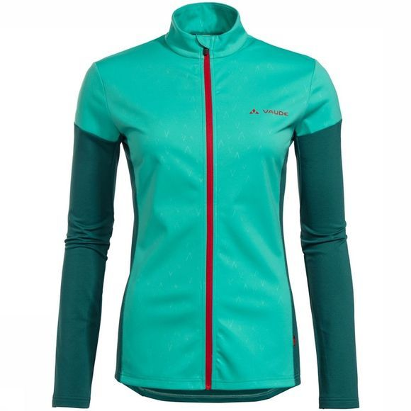 Vaude All Year Moab Shirt Dames Middengroen/Groen