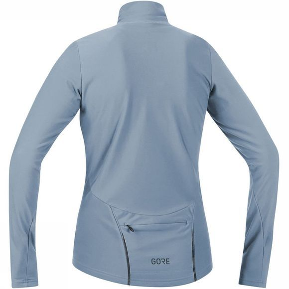 Gore Wear C3 Thermo Jersey Shirt Dames Lichtblauw
