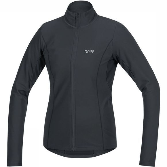 Gore Wear C3 Thermo Jersey Shirt Dames Zwart