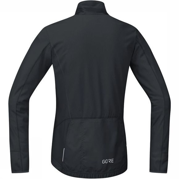 Gore Wear C5 Thermo Trail Jersey Shirt Zwart