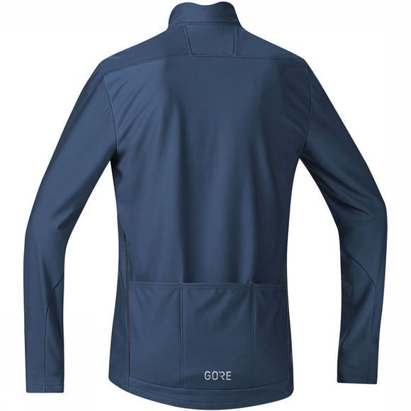 Gore Wear C3 Thermo Jersey Shirt Donkerblauw