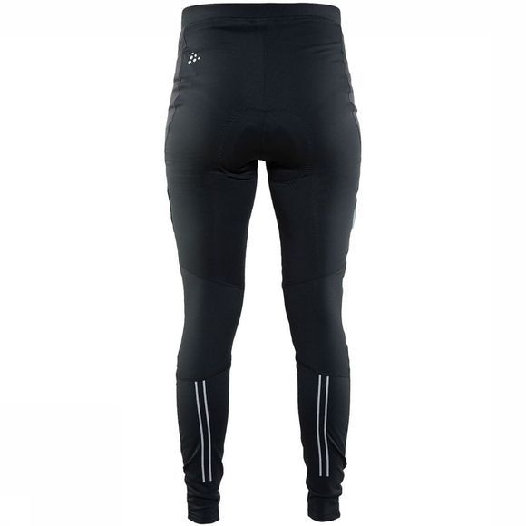 Craft Velo Thermal Wind Tight Dames Zwart
