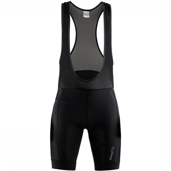 Craft Rise Bib Short Zwart