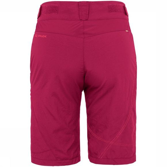 Vaude Tamaro Shorts Dames Middenrood/Rood