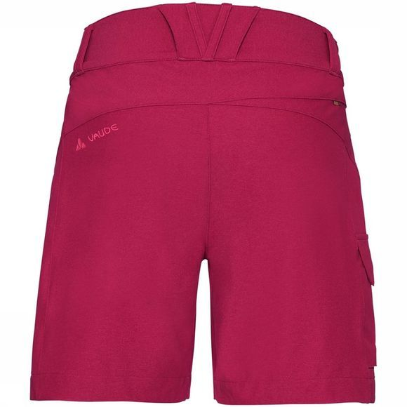 Vaude Tremalzini Short Dames Middenrood