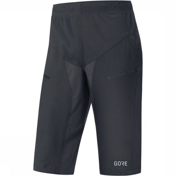 Gore Wear C5 GWS Trail Short Zwart