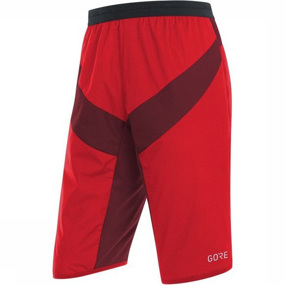Gore Wear C5 GWS Insulated Short Rood/Donkerrood
