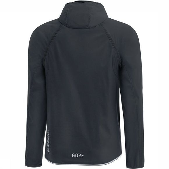 Gore Wear R3 GWS Zip-Off Jas Zwart