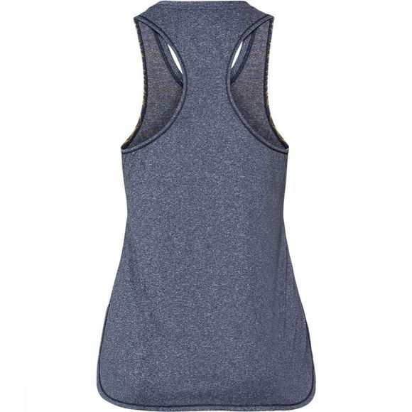 Odlo Helle Baselayer Top Dames Marineblauw